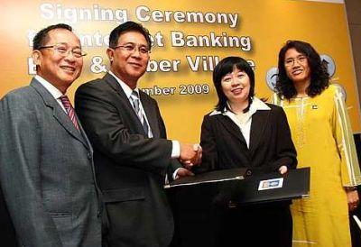 Bank Simpanan Starting Net Banking The Star