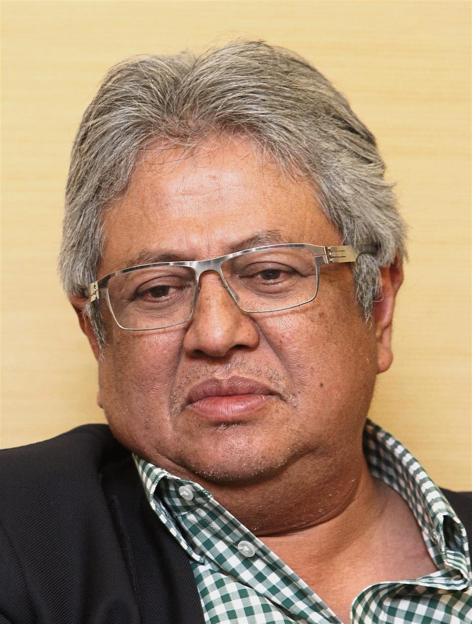 Zaid: Target of protest by pro-royalists.