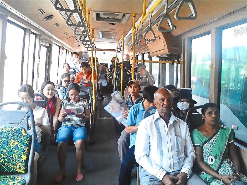 Much-needed service: Putrajaya bus (previously known as Nadi Putra) is looking into expanding its services into townships around Putrajaya such as Dengkil, Serdang, Sepang, Kajang, Bangi and Nilai.