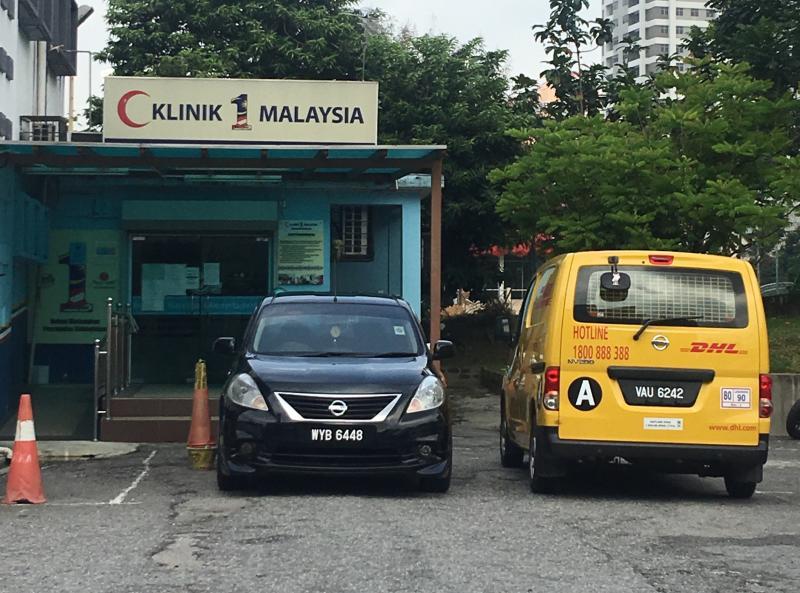 Closure of 34 1Malaysia Clinic...