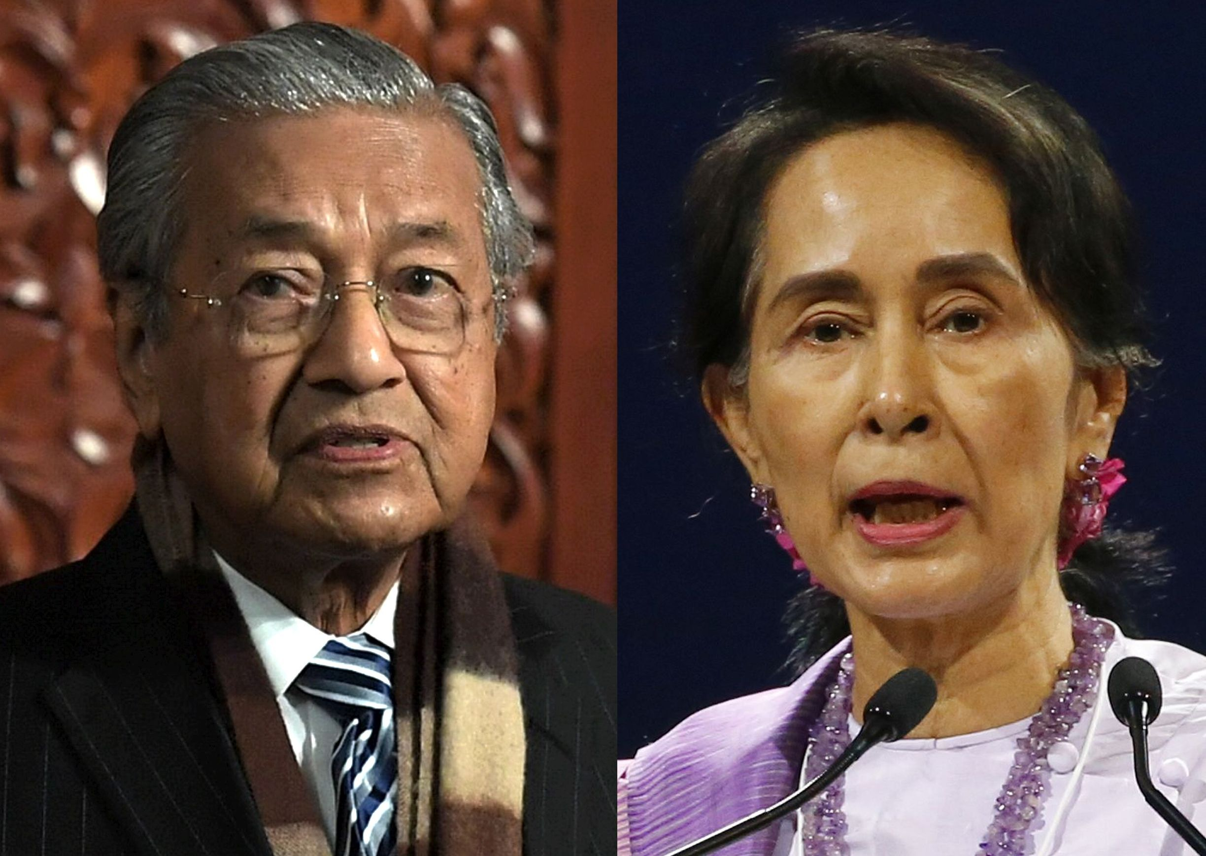 Malaysia will no longer support Aung San Suu Kyi says Dr M | The