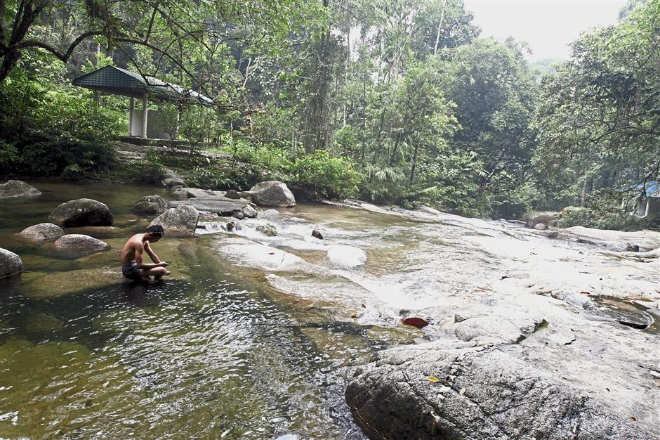 Lee feels more can be done to boost tourism around Kampar as the area is blessed with natural beauty.