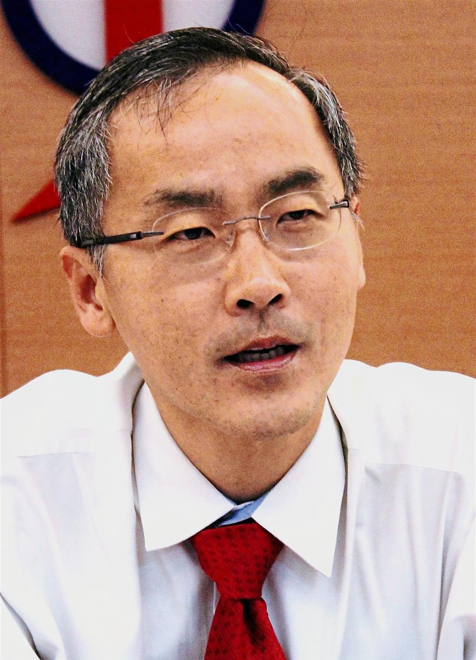 Dr Ko said one of his main goals is to ensure Kampar gets a new hospital to replace the current one situated on a steep hill.