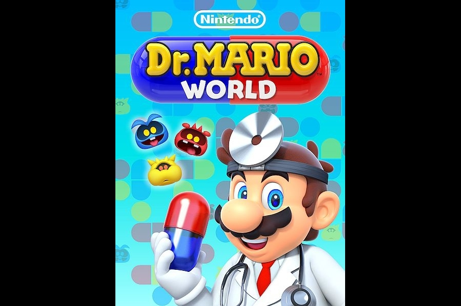 Nintendo mascot Mario heads up Dr. Mario World, where he is joined by Princess Peach, Yoshi, Bowser and many more. u2014 AFP Relaxnews