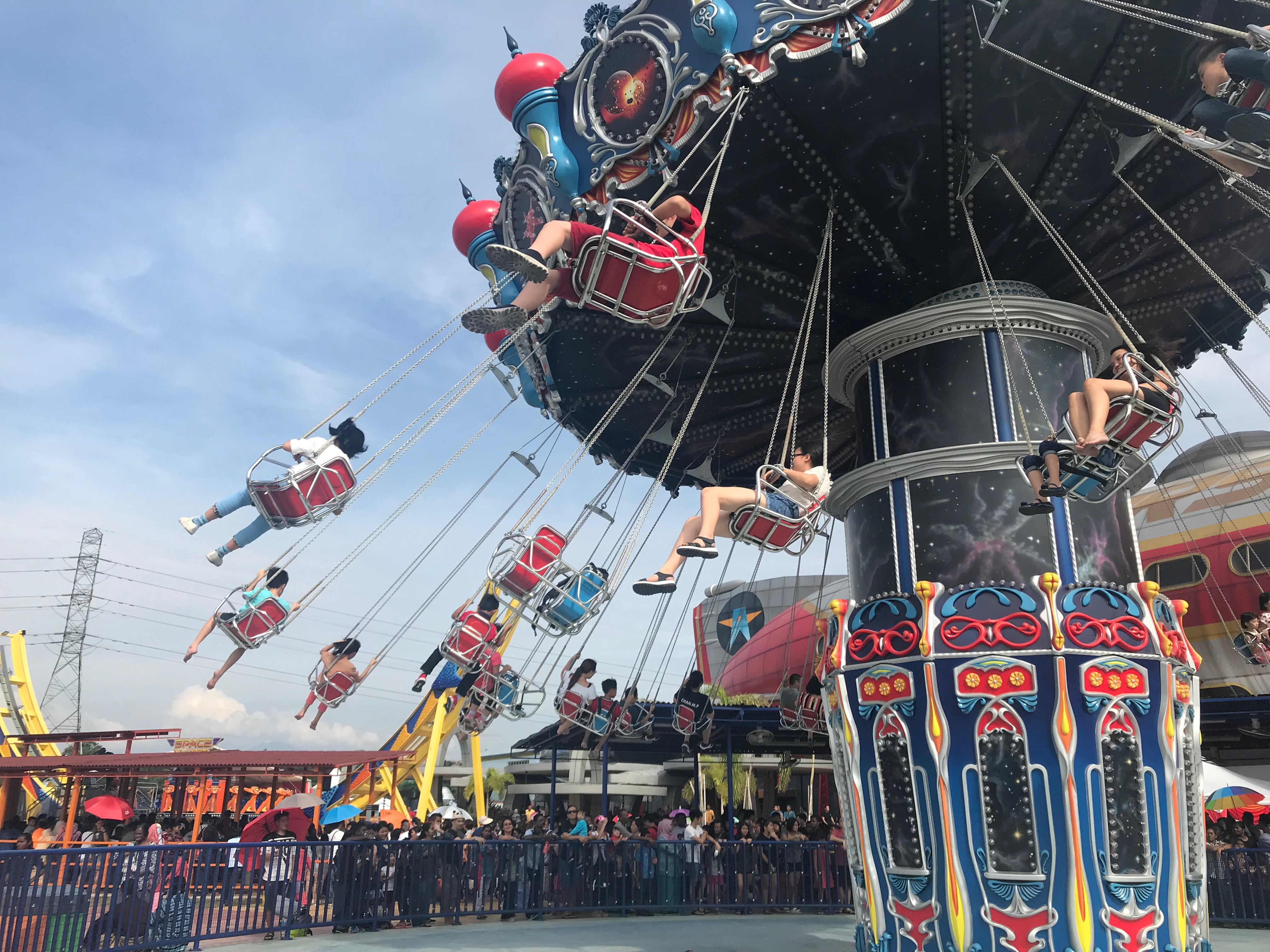Perak Hoping To Revive Maps Theme Park The Star
