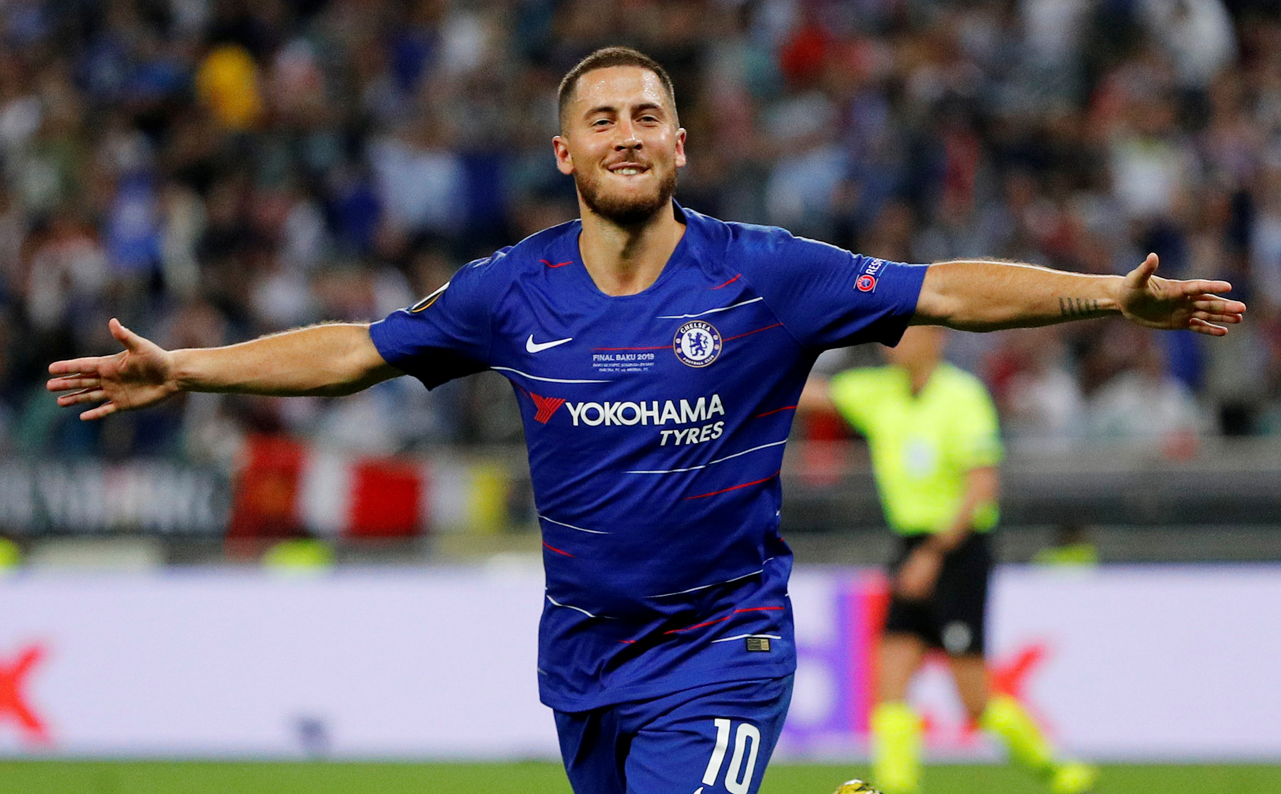 Football Hazard Joins Real Madrid On Five Year Contract The