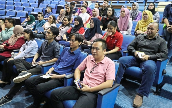 PTPTN held a series of townhall sessions with the public in five states.