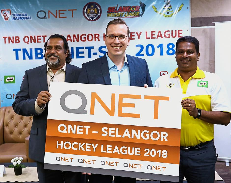 Hockey league all set for new season | The Star Online