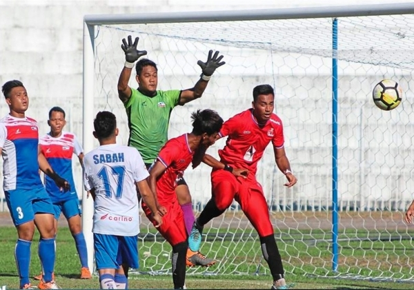 Kelantan defeated Sabah 3-1 in the last match of the tournament to clinch the title.