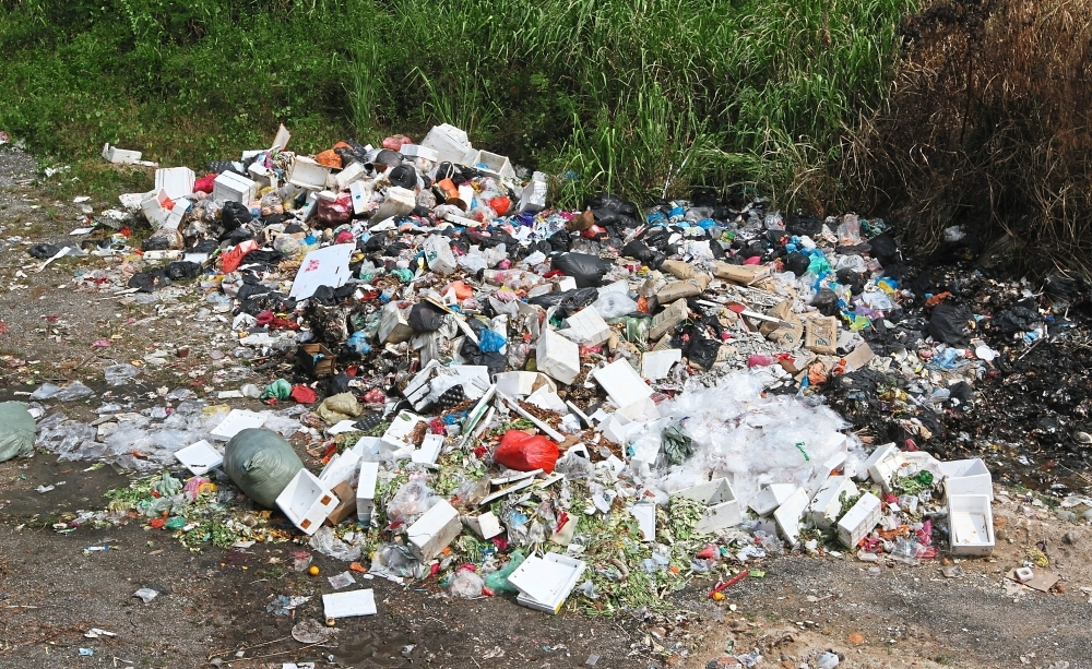 Illegal rubbish dumping is a problem that persists in Selangor.  u2014 filepic