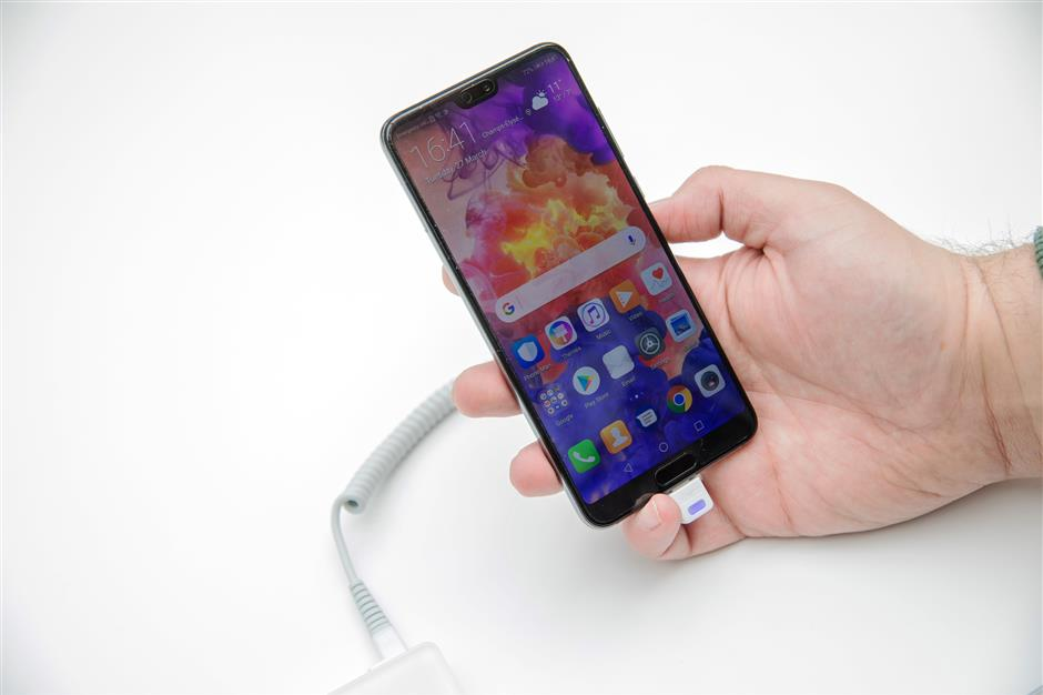 Huawei P20 Pro: Beautiful inside out | The Star Online