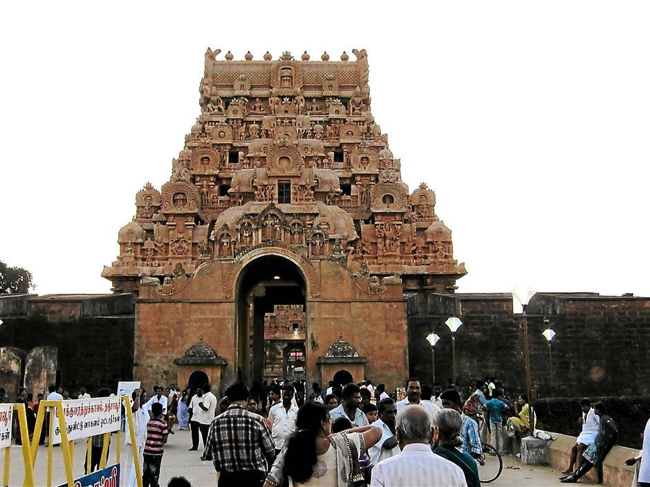 Treasure trove of ancient manuscripts in Thanjavur, India   The Star