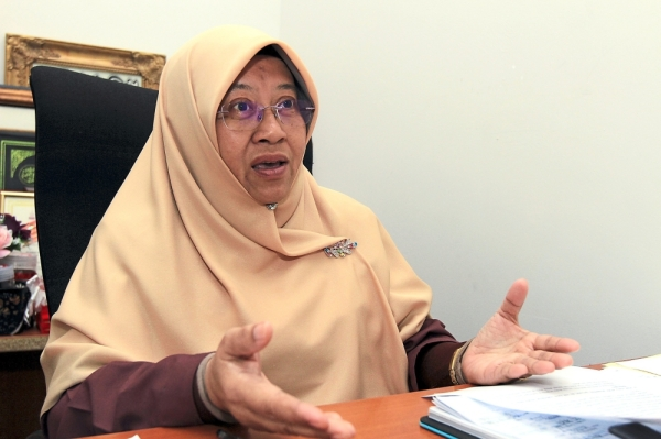Haniza: The parcel rent system will reduce the burden on JMBs and MCs.