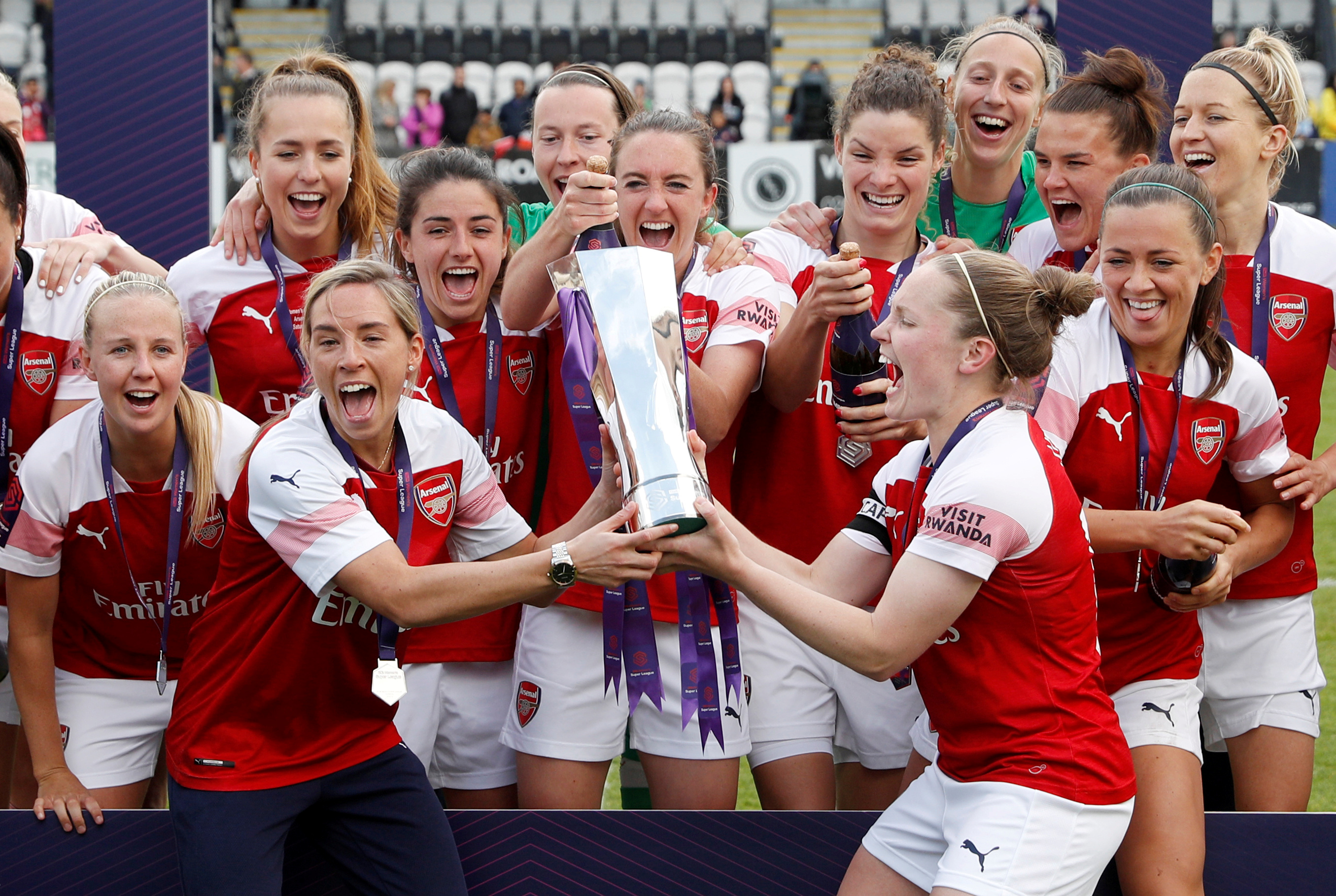 Premier League a step closer to taking control of WSL   The Star Online