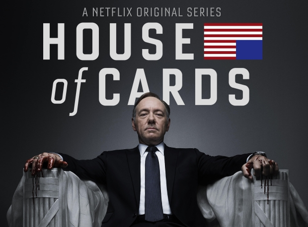 This highly acclaimed political drama starring Kevin Spacey is currently in its fourth season on Netflix.