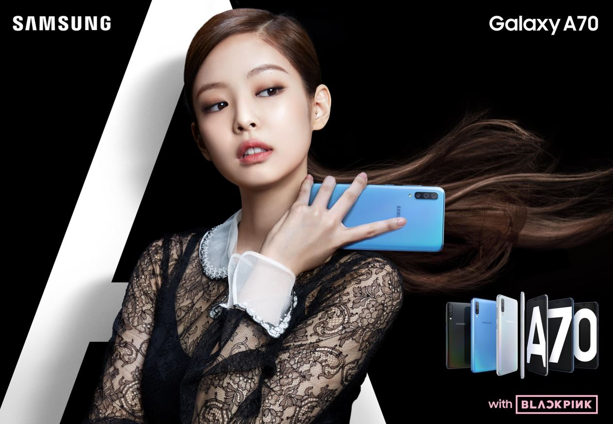 Samsung Galaxy A70 is priced at RM1,999, with possible Blackpink
