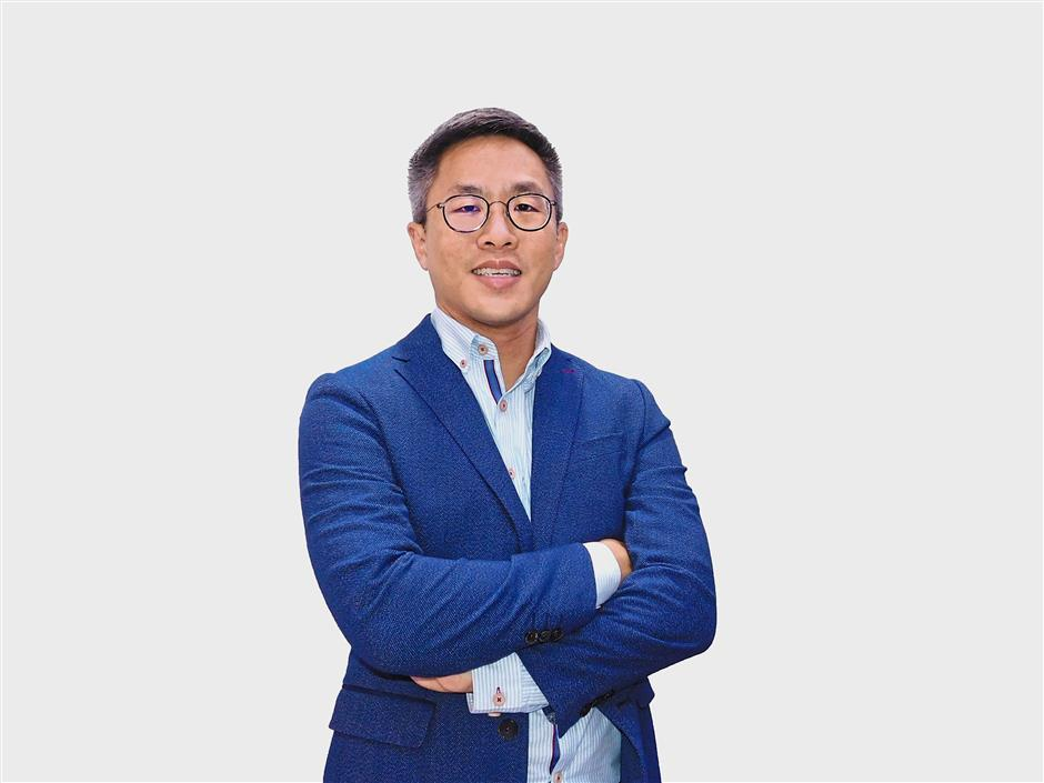 Strong growth: Chew is expecting strong double-digit returns from its China market.