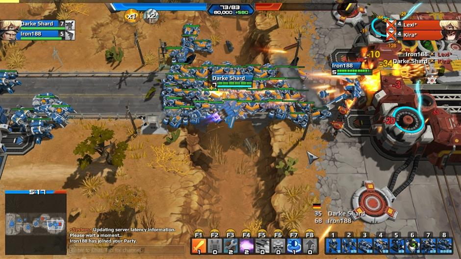 ZERG RUSH: Look, tactics are nice, but sometimes victory goes to the army with the largest crapload of cheap units.