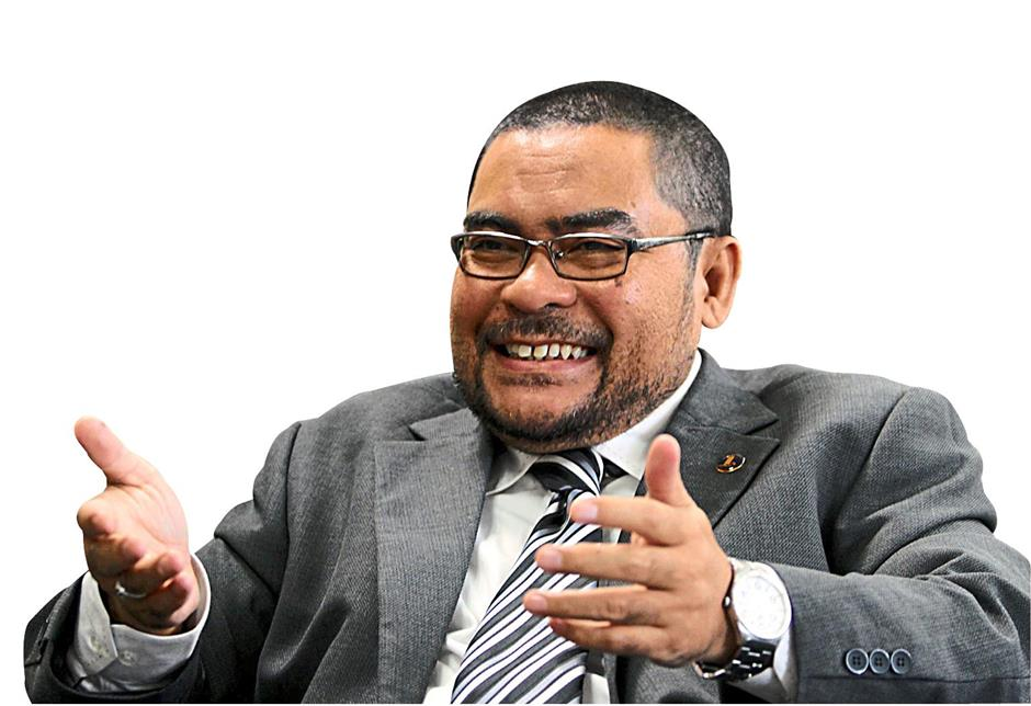 Datuk Dr Mujahid Yusof Rawa  chair of the law and policy working committee in the National Unity Consultative Council (NUCC) at the National Unity and Social Development Ministry.