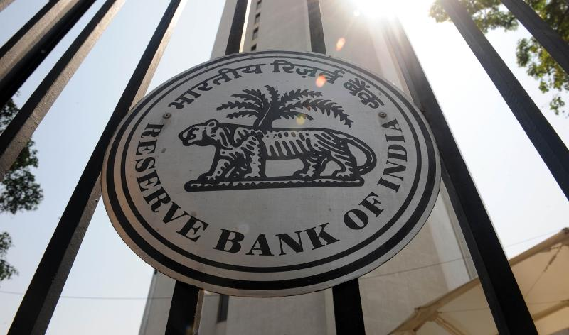 The Reserve Bank of India is keeping the country\'s key policy rate unchanged at 8%, but is reducing the mandatory amount of bonds lenders must park at the RBI by 50 basis points to 22.5% of deposits, starting in mid-June - AFP Photo.