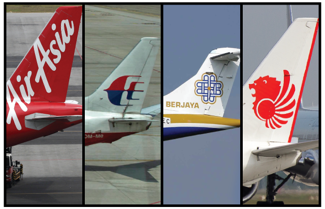 Airlines have to pay taxes for certain services