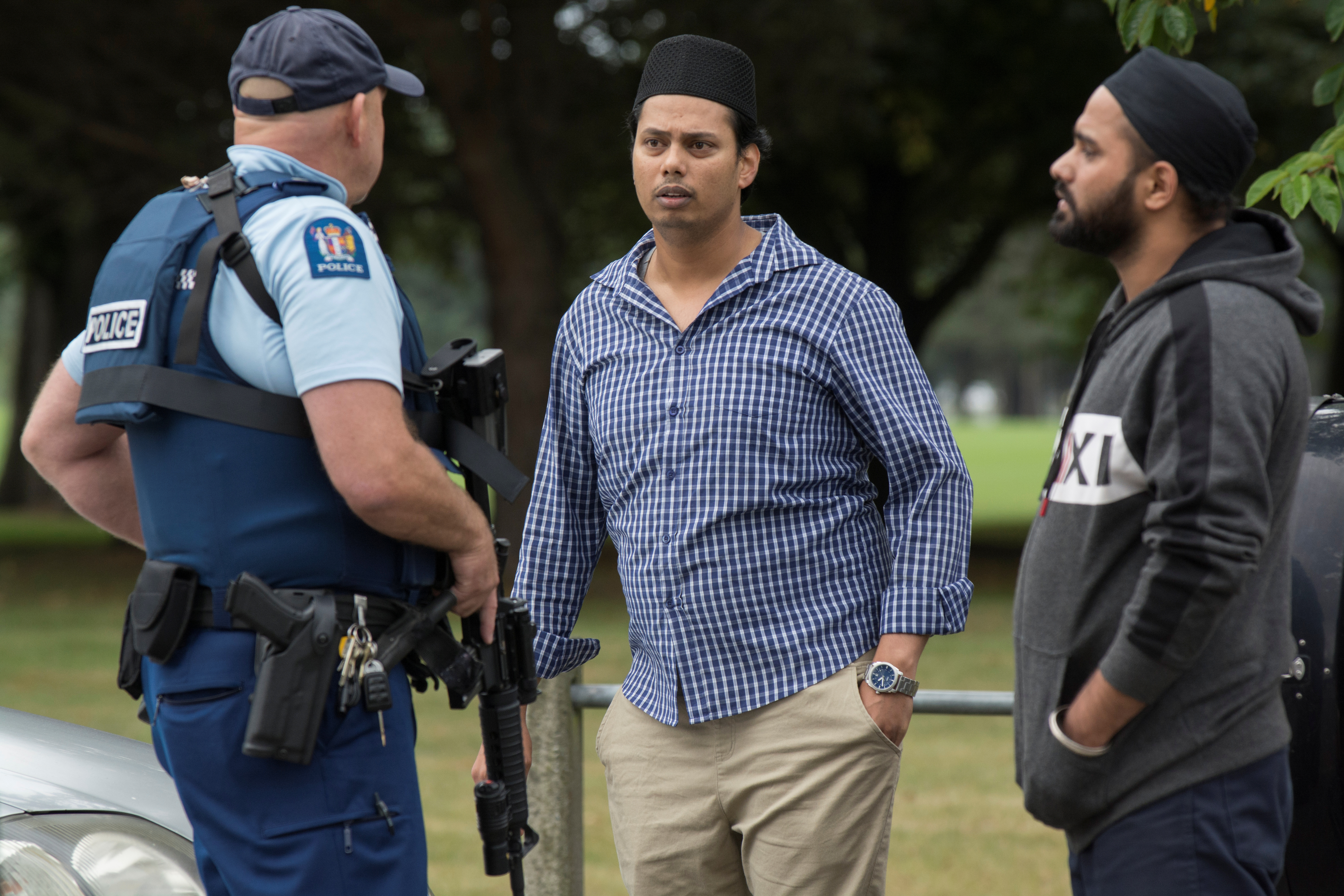 Forty-nine killed in New Zealand mosque shootings - police | The