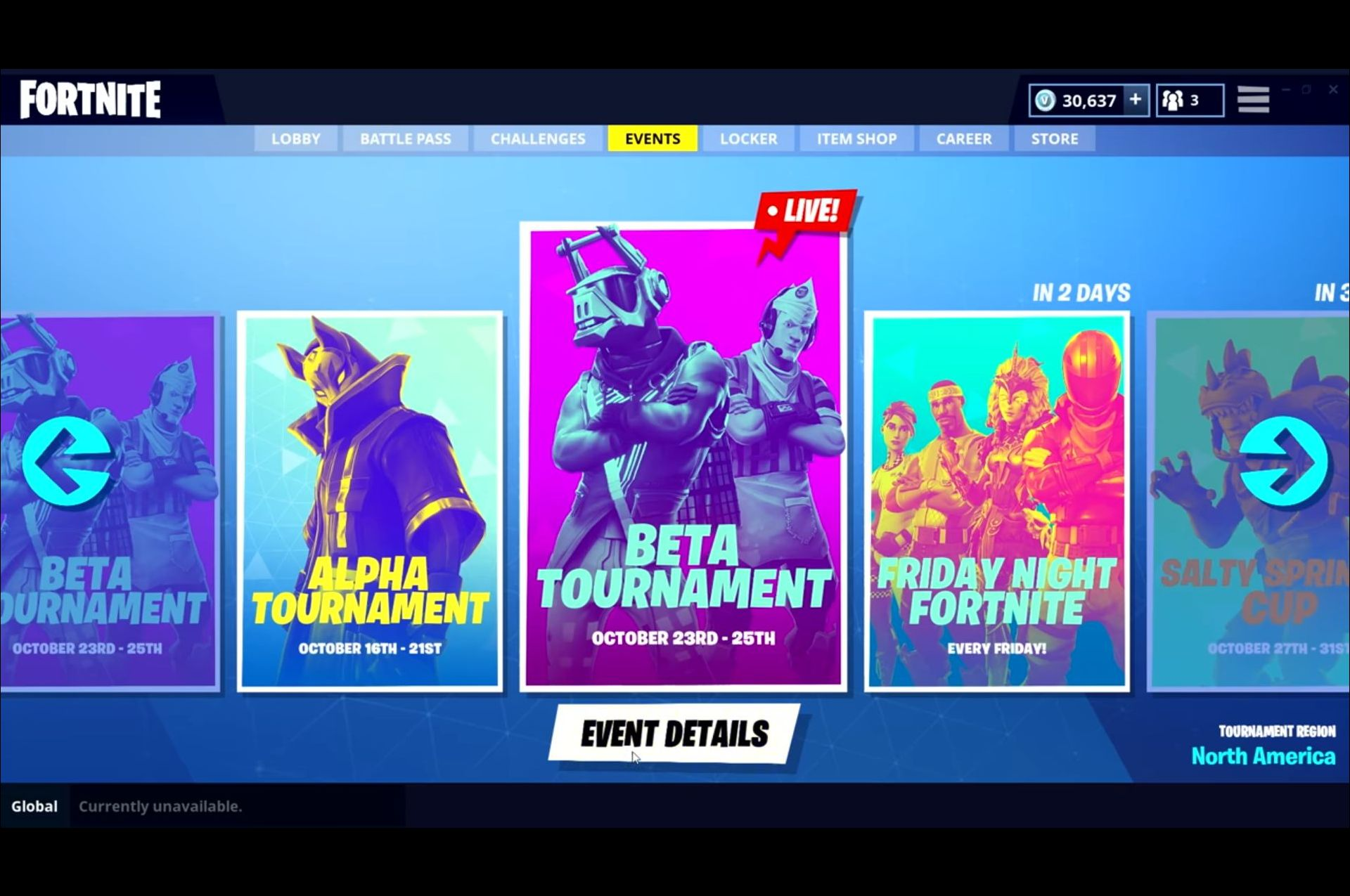 Fortnite Adds In Game Tournaments The Star Online