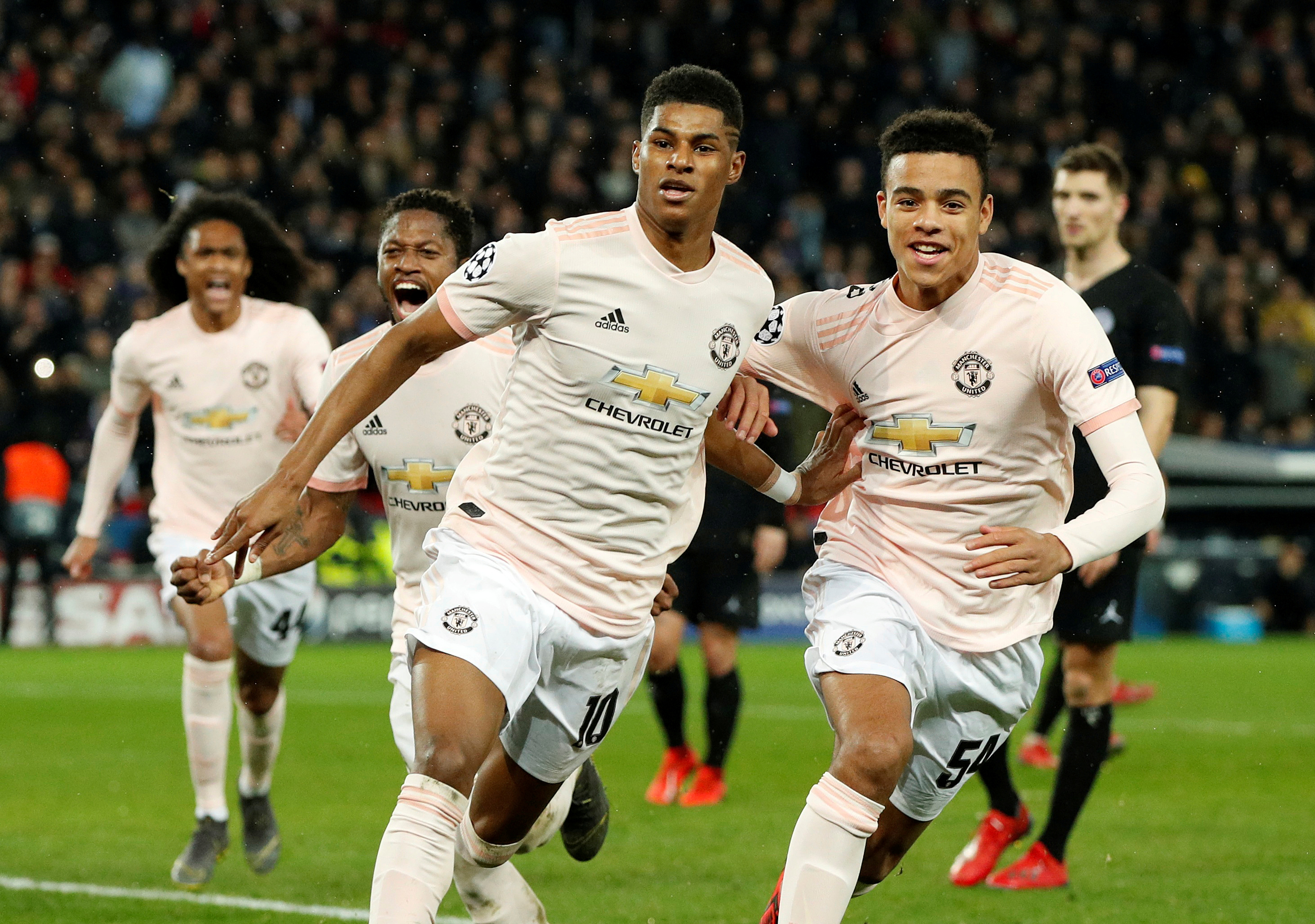 Man Utd could have Champions League fixtures reversed - UEFA | The