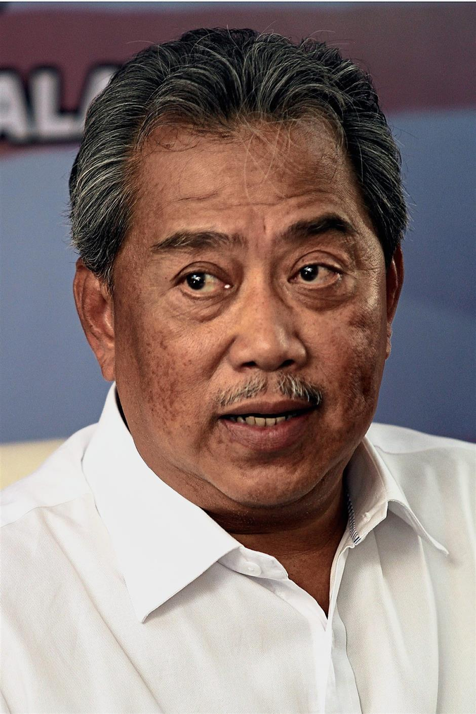 Muhyiddin will be contesting the Pagoh seat for the eighth time.