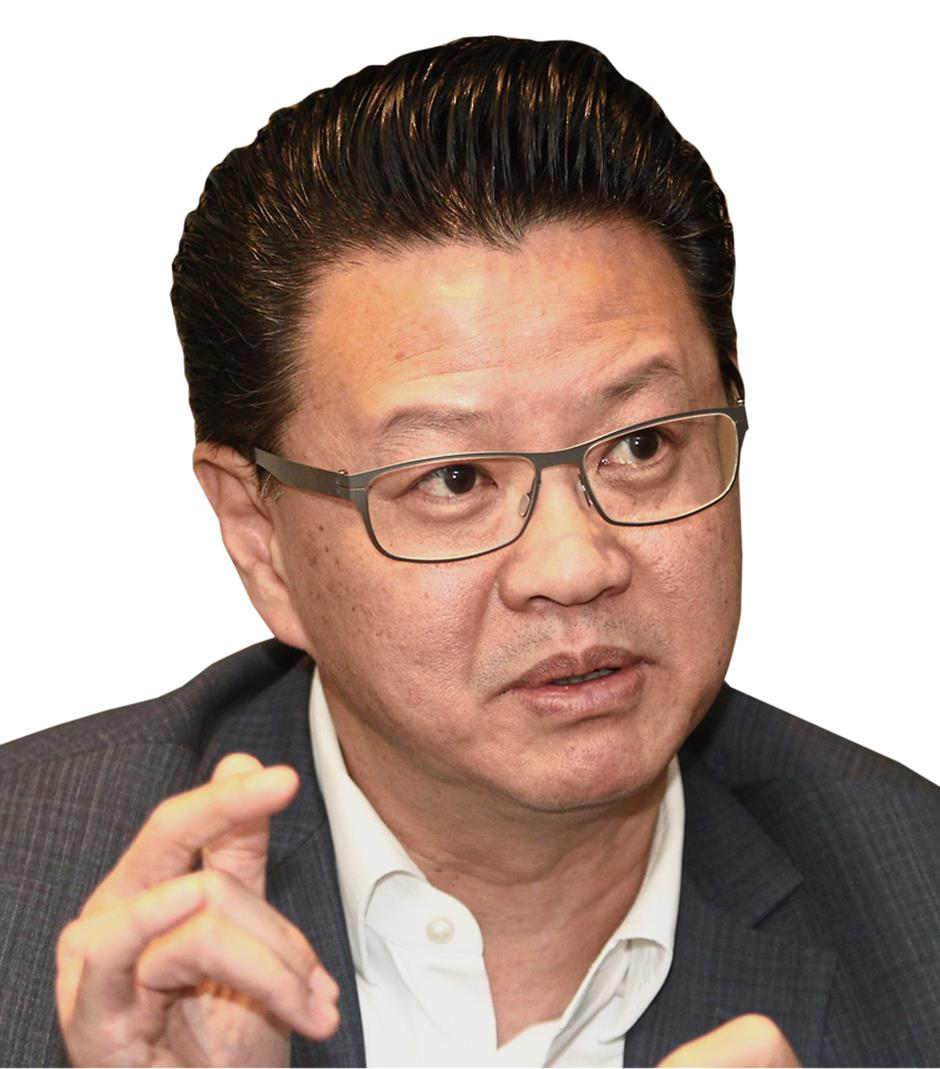 Datuk Michael Tio