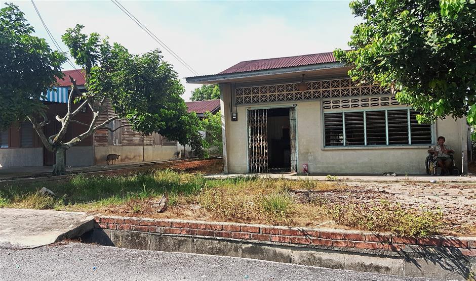 Kampung Baru Tanah Hitam is a fast ageing community.