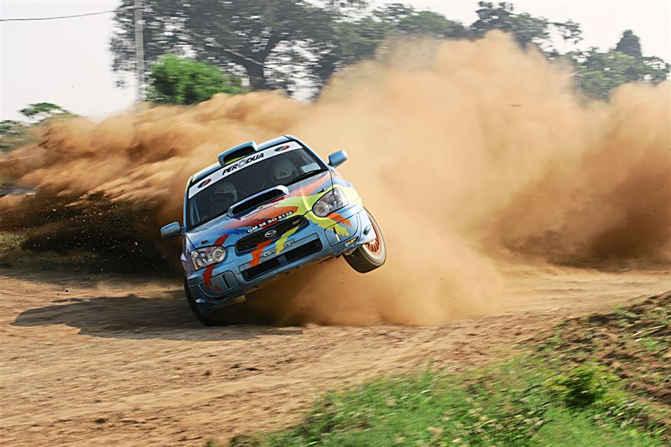 A shot by Abdul Shukor Md Janis while covering a local motorsport event