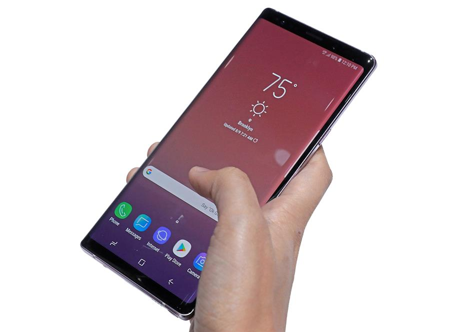 DisplayMate says the Note 9 has the best smartphone screen.
