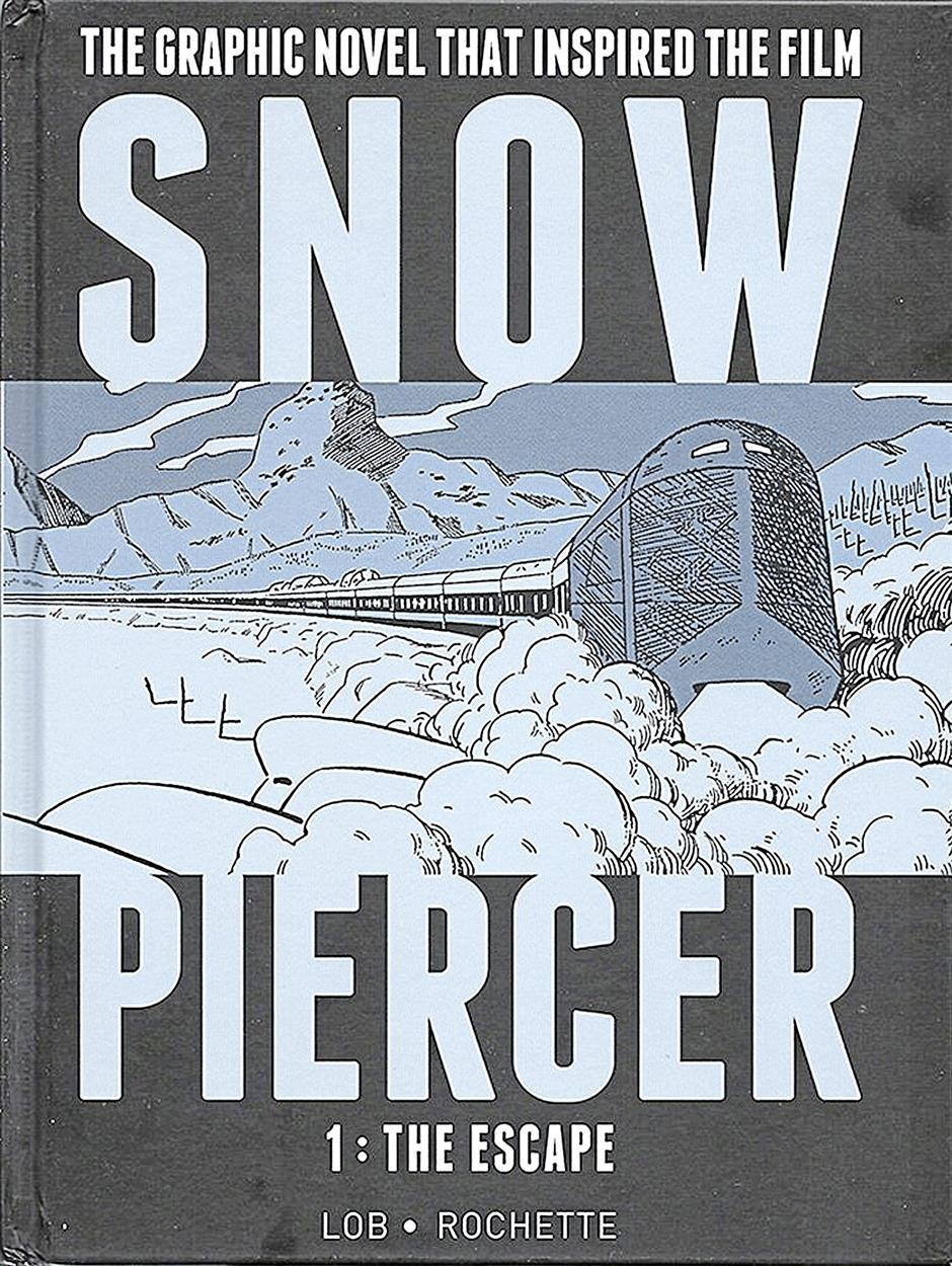 Snowpiercer 1: The Escape tells the story of all surviving life after a cataclysm that plunges the planet into sub-zero temperatures, living on a train that rolls endlessly with no destination.