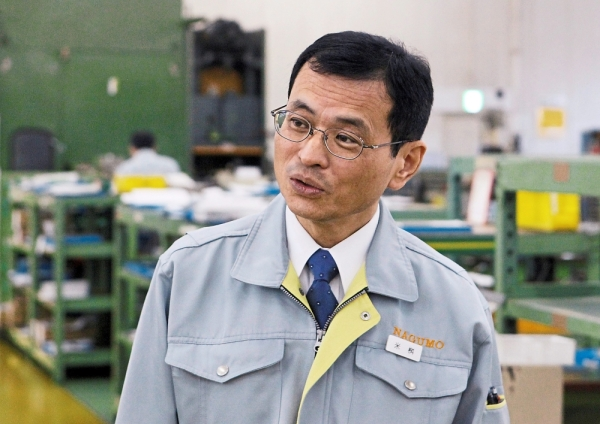 Stalled orders: Komemasu says many of its clients, which are car-parts makers, have slammed the brakes on orders.  — Reuters