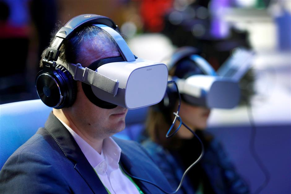 Facebook's Oculus launches PC-connected Rift S to replace