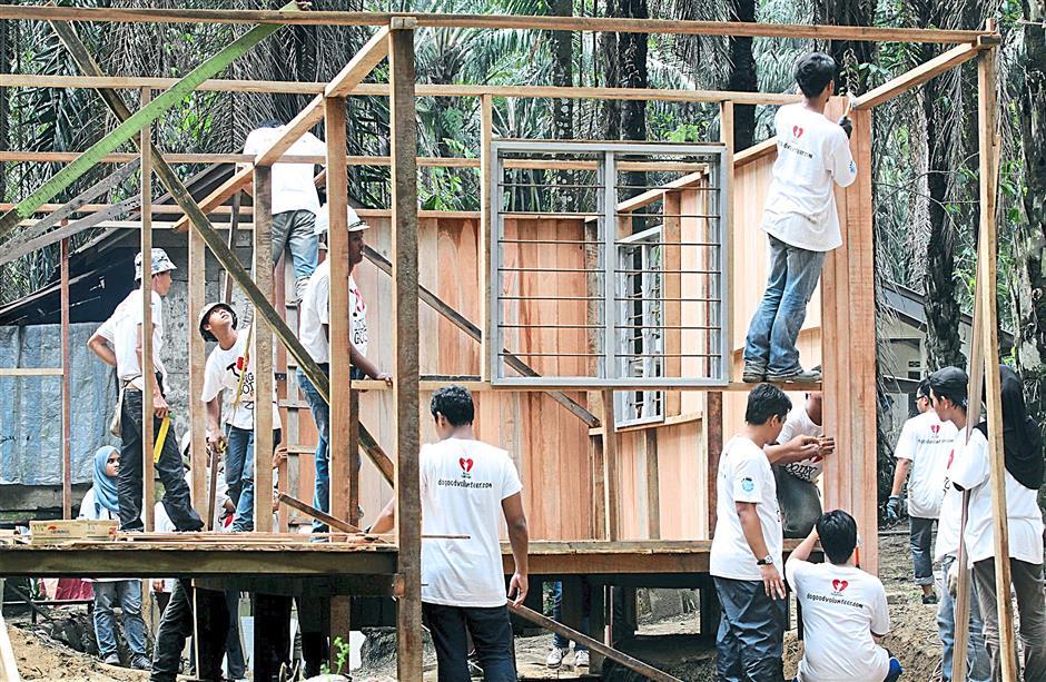 Good Day Out - Home Build at Kg,Jenuk ,Dengkil