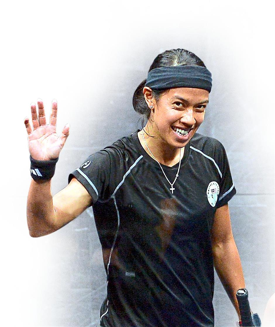 Datuk Nicol David has held the No. 1 world ranking in squash for a long time.