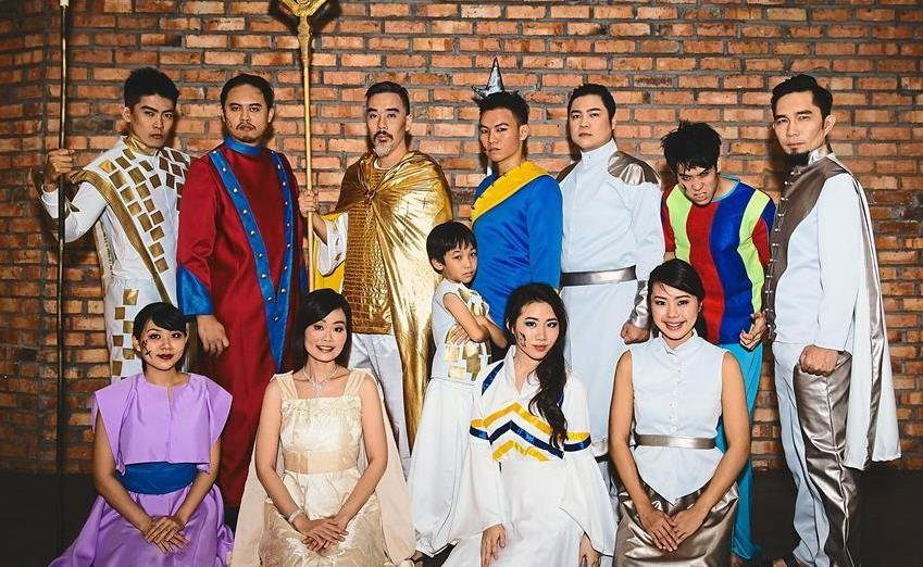 A Harvest Wedding Cast.Epic Fantasy In Final Instalment The Star Online
