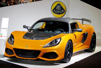 Lotus Sports Car >> British Lotus Cars To Be Made In China At New Geely Plant