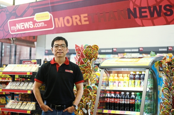 Big potential: Dang says the convenience store industry is still in its infancy.
