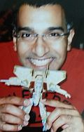 Sanjid Singh Sandhu, 41, flight steward