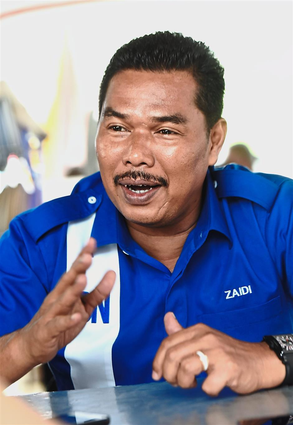 Datuk Mohd Zaidi Mohd Said - Permatang Pauh BN