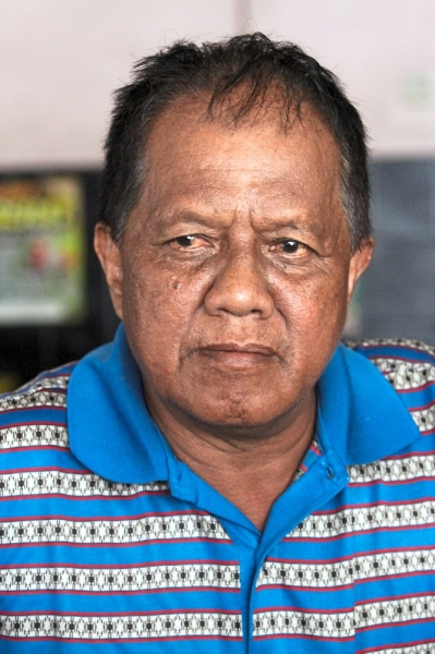 Ngah says the orang asli community will be badly affected if the replanting project goes on.