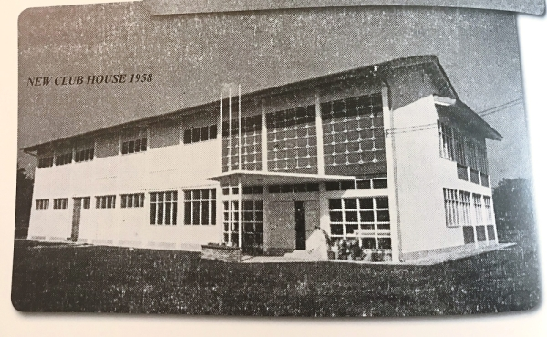The original TPCA clubhouse was completed in 1958 at a cost of $85,000.