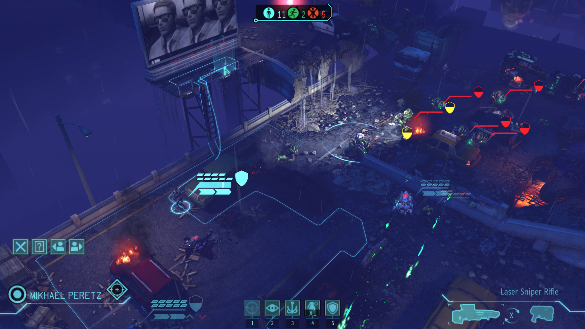 Every moves and decisions you make in XCOM: Enemy Within will influence the outcome of the game