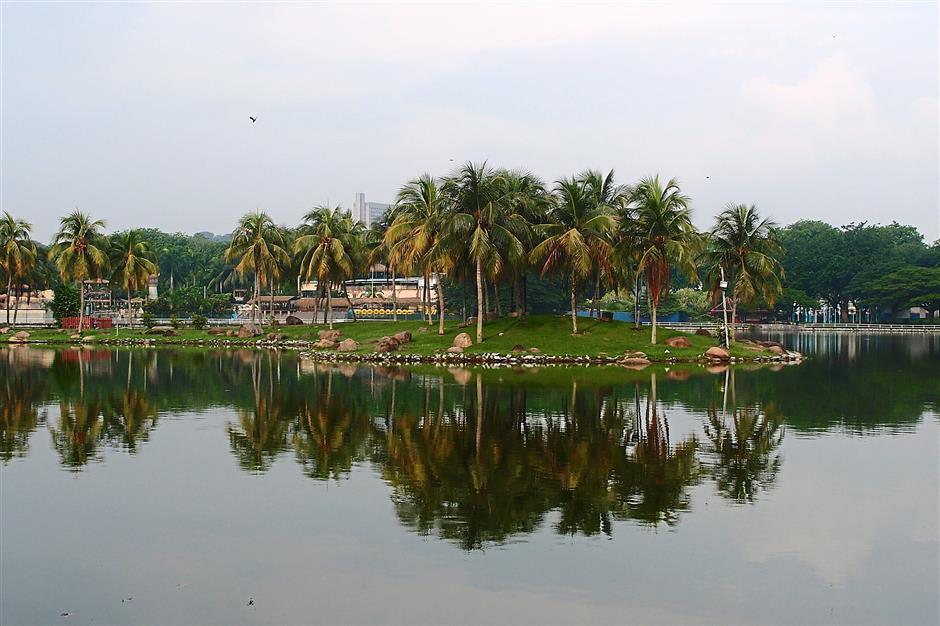 1. Shah Alam Cycling Lanes. 10 leisure cycling hotspots.