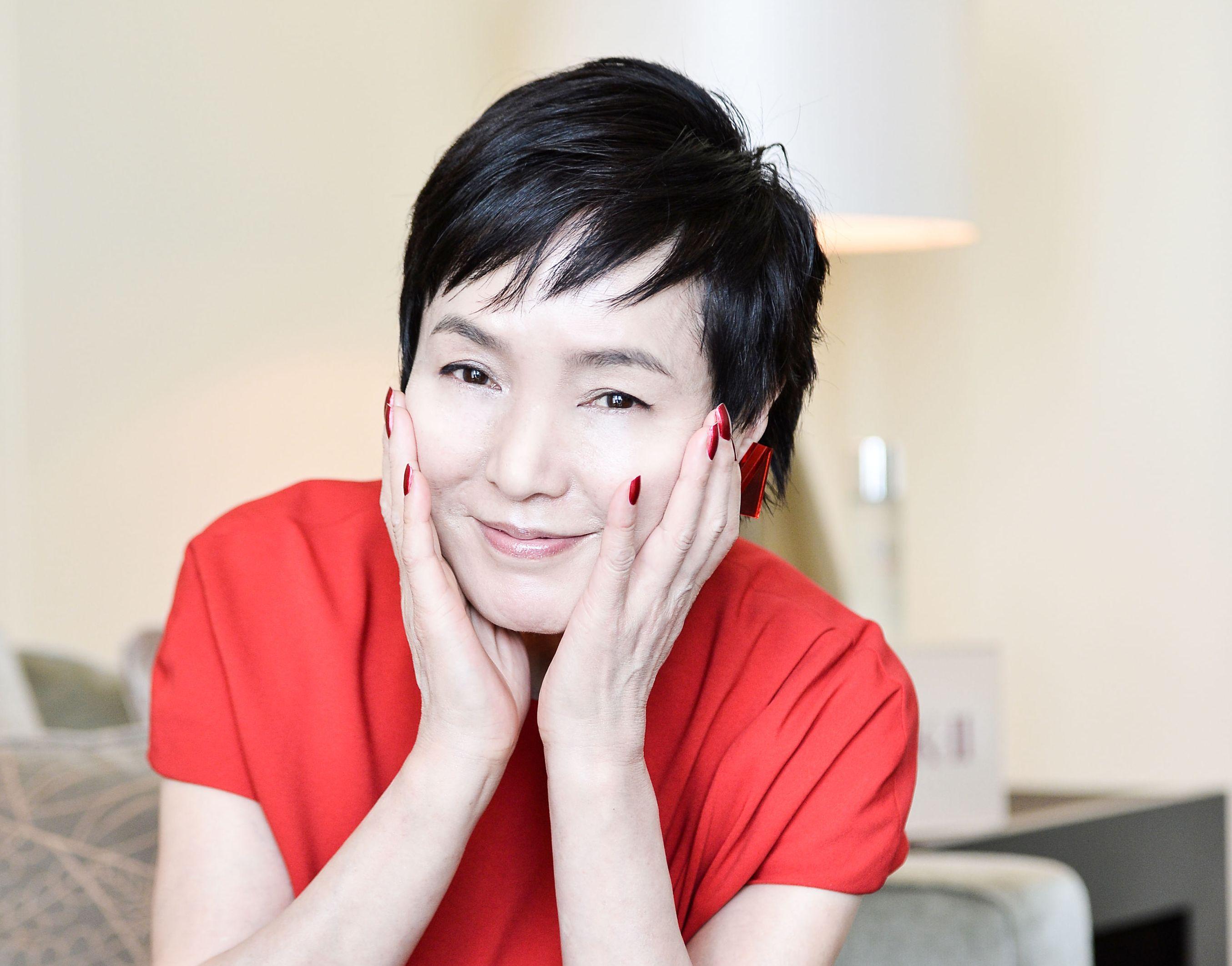 Japanese actress Kaori Momoi, 61, is one of SK II\'s brand ambassadors.