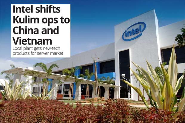 Intel shifts Kulim ops to China and Vietnam, 600 let off