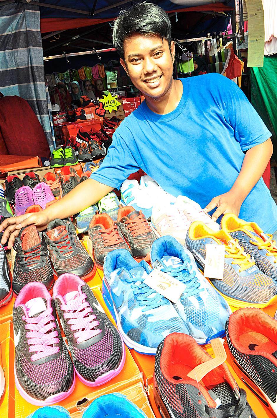 Drumming up a good sale goes back to being honest, says Shairzul Hairee.